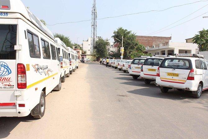 Jaipur to Delhi one way cab