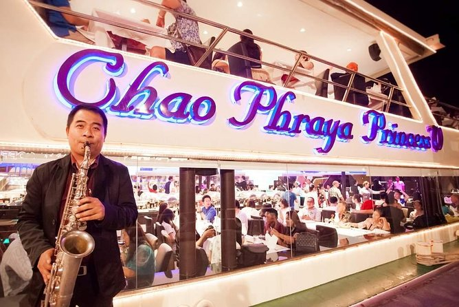 Chao Phraya River Princess Dinner Cruise (Ticket + Dinner) photo 1