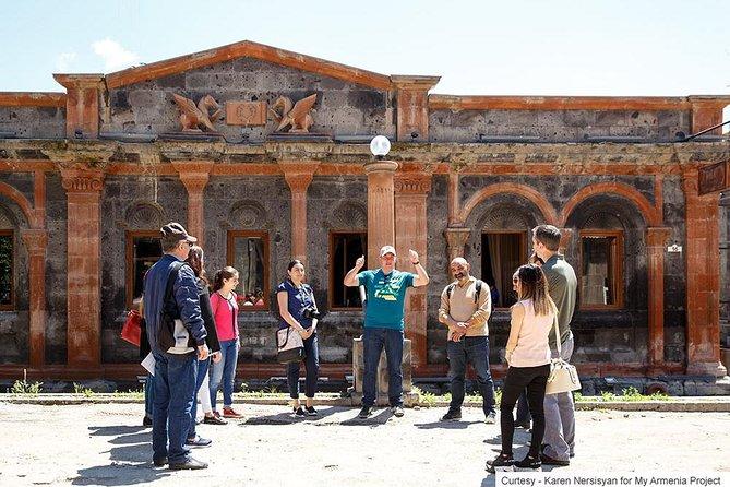 City tour - Gyumri Urban Stories