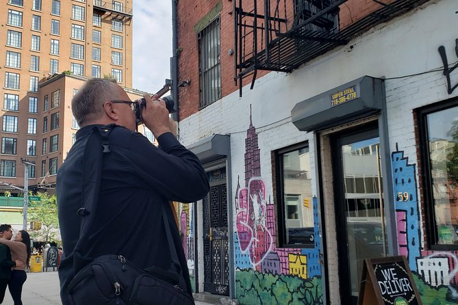NYC Extremes Downtown Photo Tour with Pro Photographer