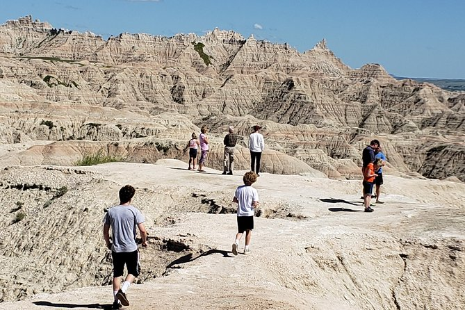 Private Tour of the Badlands
