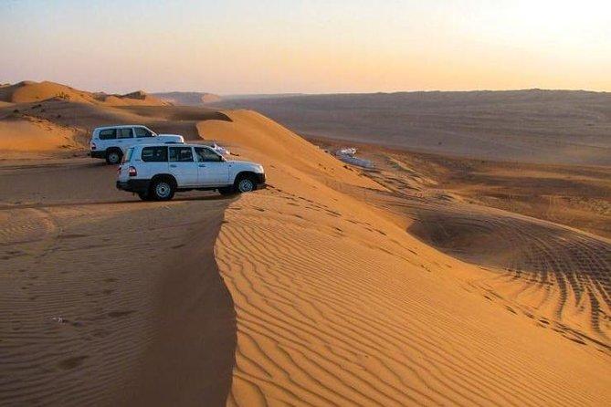 Wadi Bani Khalid & Wahiba Sands Tour