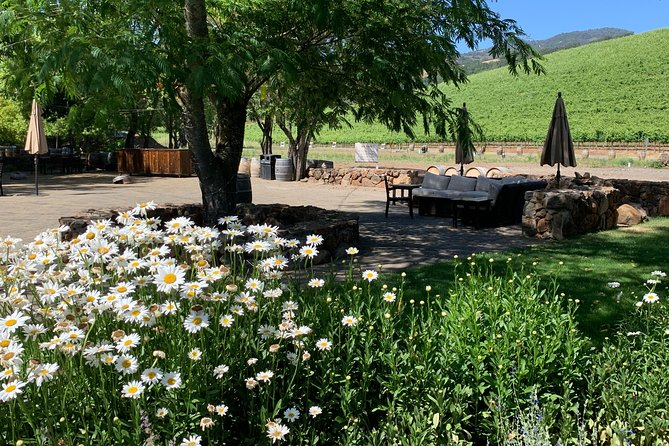 8-Hour Custom Private Napa and Sonoma Wine Tour