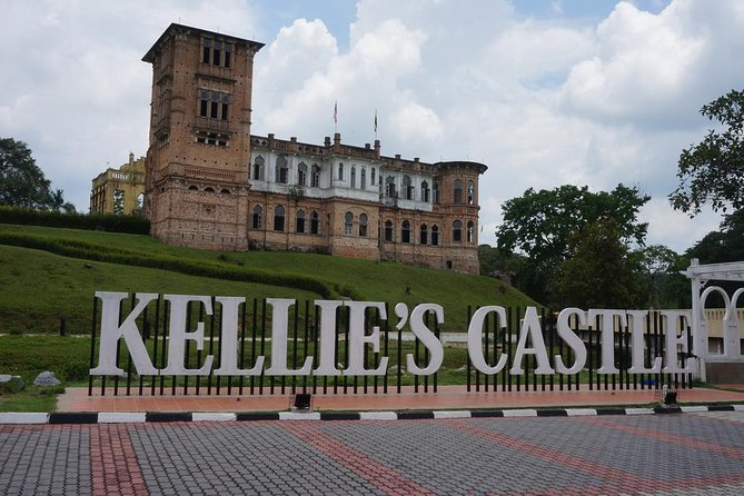 Kellie's Castle and Gopeng White Water Rafting Tour