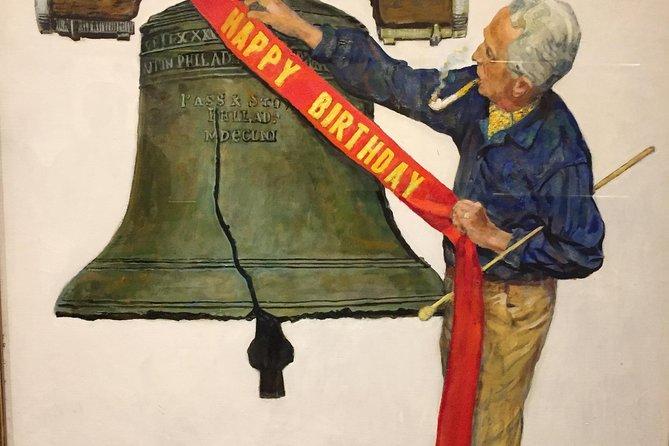 Rockwell loving the Bell