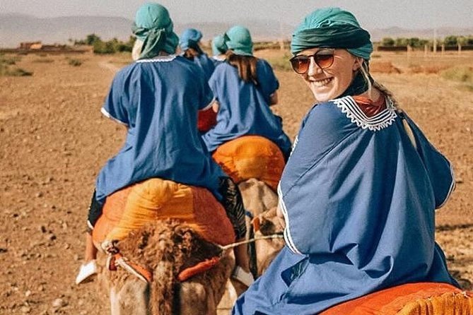 Atlas Mountains Day Trip with Camel Ride photo 6