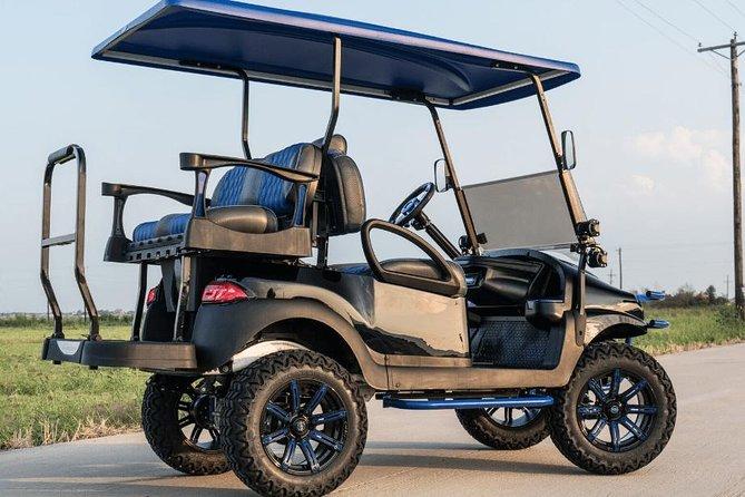 South Beach Golf Cart Adventure!