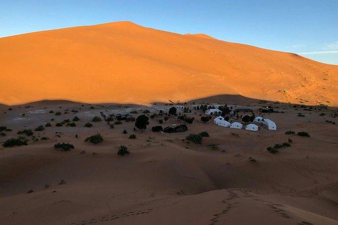 4D / 3N desert tours from casablanca return