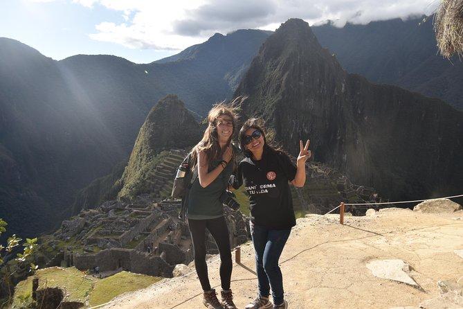 Full day excursion Machu Picchu.