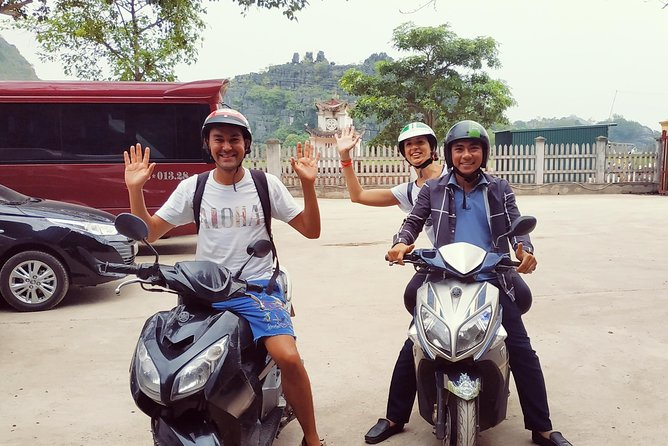 Ninh Binh Motorcycle Rental (Automatic motorbike)