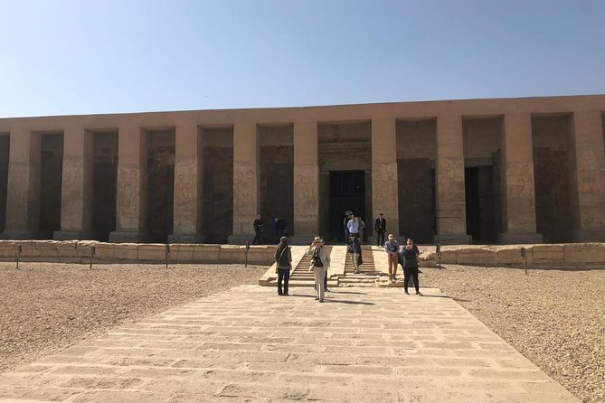 Private day tour to Dendera and Abydos from Luxor