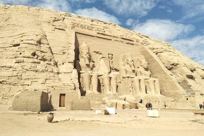 Overnight Aswan and Abu Simbel from Luxor