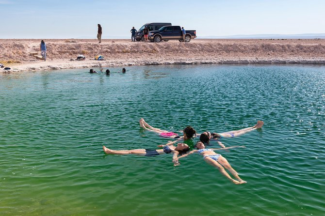 Lagoons in Atacama Salt Flat - Half Day - Typical Tour - San Pedro de Atacama photo 6