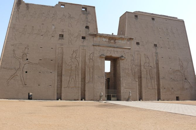 Day tour to Kom ombo and Edfu Temples from Luxor
