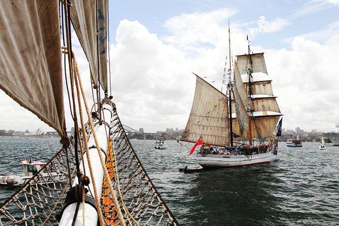 Australia Day Tall Ship's Dinner & Fireworks on Sydney Harbour