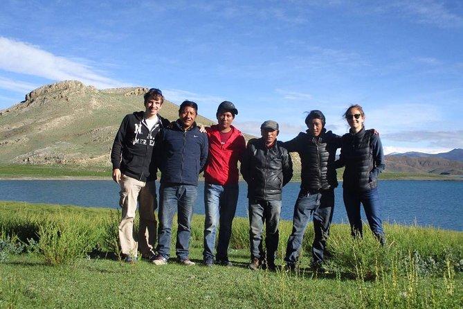 Namtso & Yamdrok Motorbike Tour