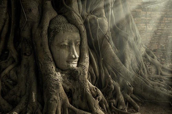 Private Ayutthaya Day Tour to Historical Temples and Boat Ride