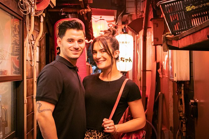 Tokyo by Night Photography Tour