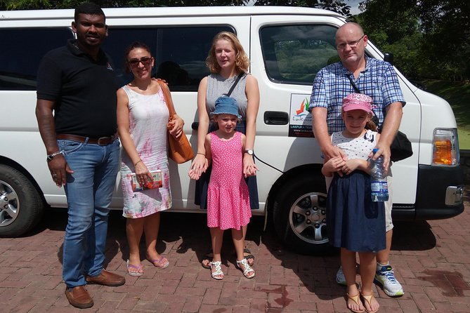 Colombo Airport (CMB) to Cottage Tourist Rest, Anuradhapura Private Transfer