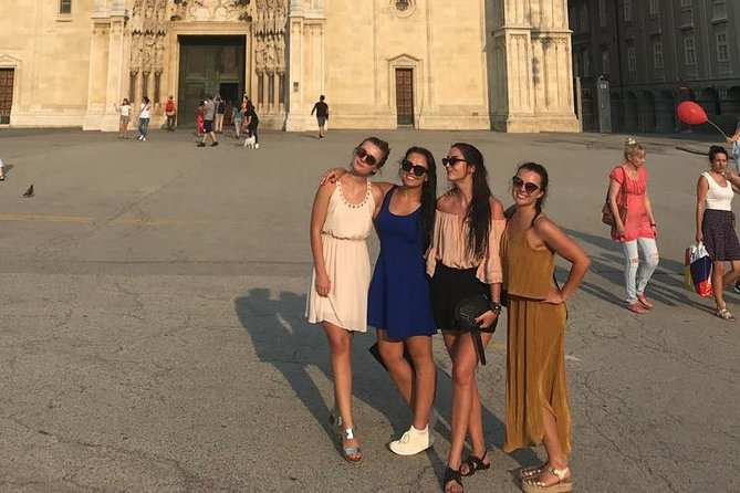 Walking tour in Artistic Zagreb