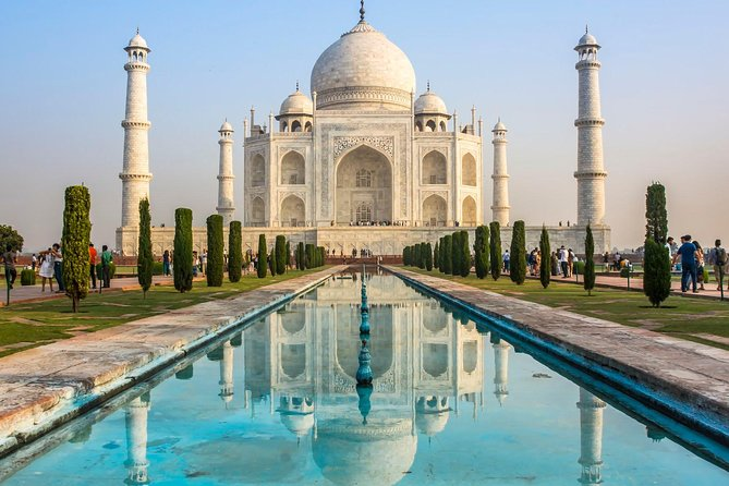 Same Day Agra Tour From Jaipur