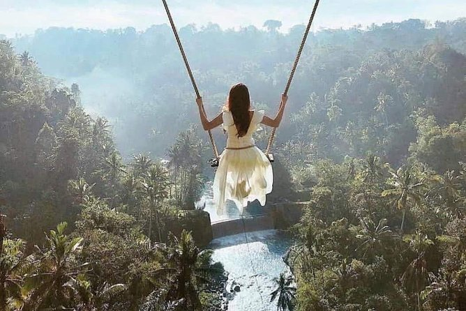 Amazing Bali Swing and Tanah Lot Sunset Tour