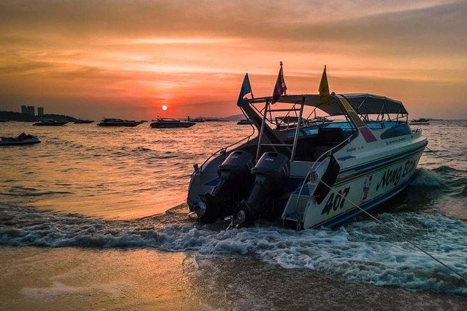 Private Speed Boat Charter Phang Nga Bay Sunset Tours