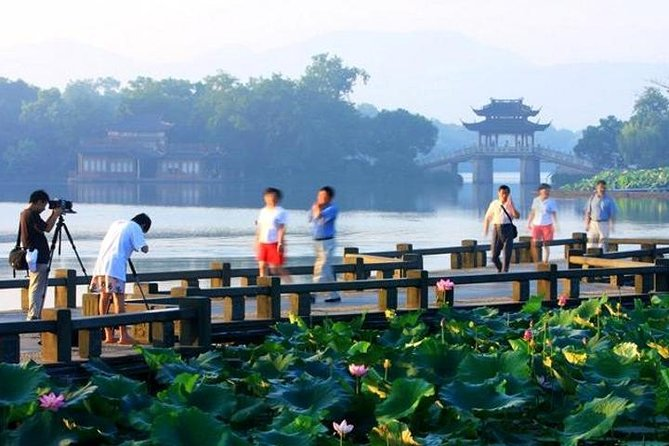 Private Full Day Tour : Customizable Hangzhou City Highlights with Multi Options