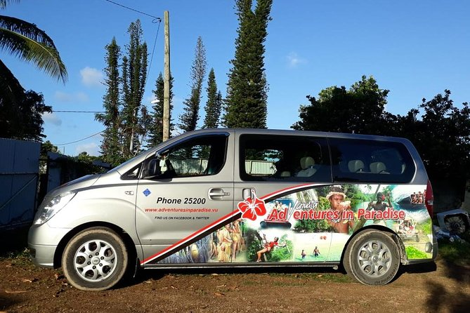 Private Airport Transfer: Port Vila Airport to Hotel