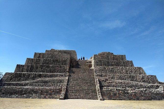 Canada de la Virgen Pyramids and San Miguel de Allende