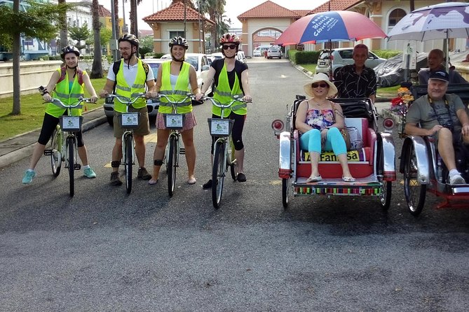 Penang George Town All-In-One Heritage Tour By Bicycle & Trishaw (Metro Bike)