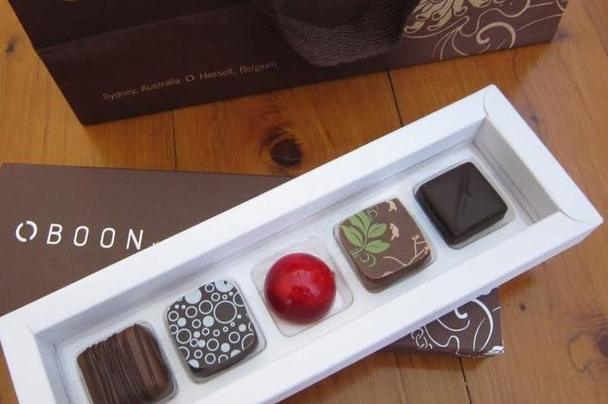 Schokoladen-Rundgang durch Sydney