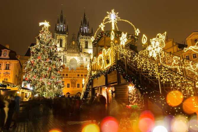 Christmas Magic of Prague - with PERSONAL PRAGUE GUIDE
