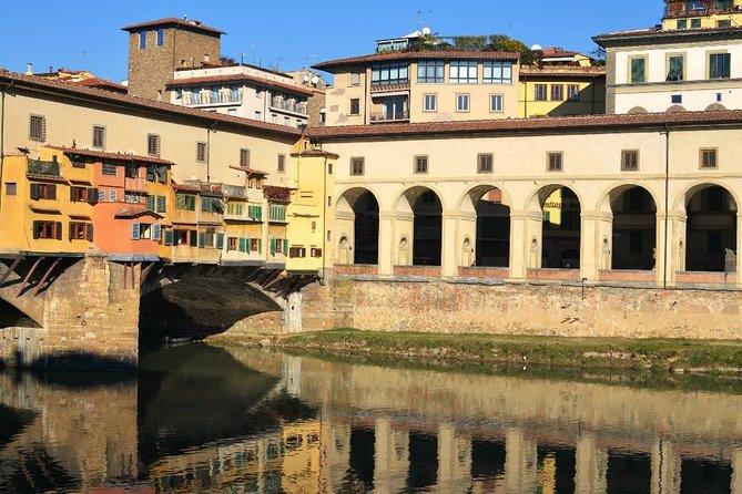 Florence Combo: Skip-the-Line Uffizi Gallery, Vasari Corridor and Pitti Palace Palatine Gallery Tour