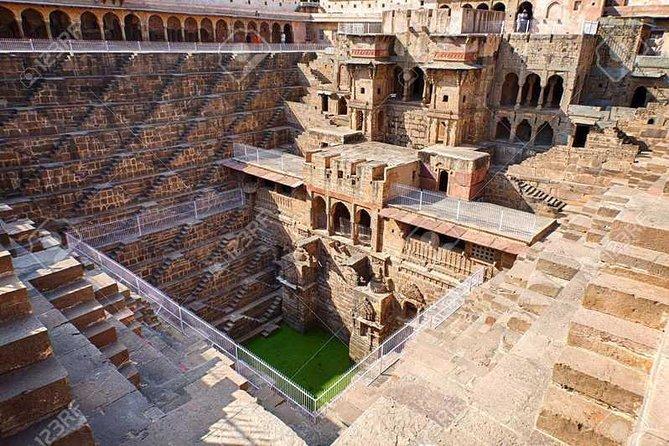 Jaipur Abhaneri Same Day Tour