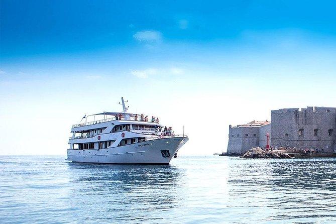 8-daagse onafhankelijke luxe Gulet-cruise all-inclusive vanuit Dubrovnik