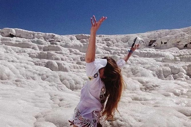Private Full Day Tour to the White Cliffs of Pamukkale