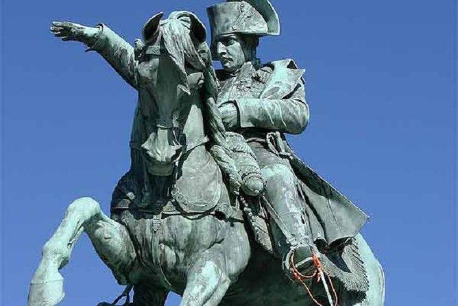 Historisk Napoleon vandretur i Paris