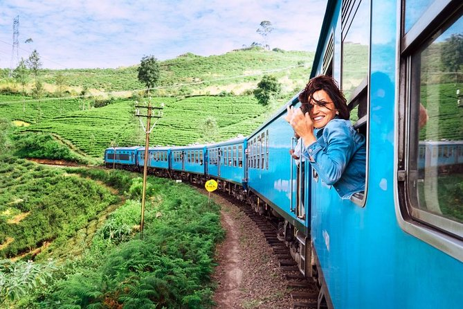 Train Ride and Trek to Bambarakanda Falls Or Thagamalay Rain Forest