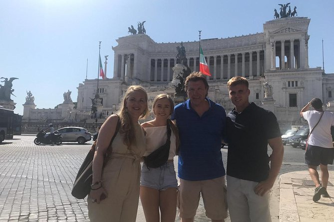 Rome Skip-The-Line Fast Entries Fullday with Expert Tour Guide and Driver photo 2