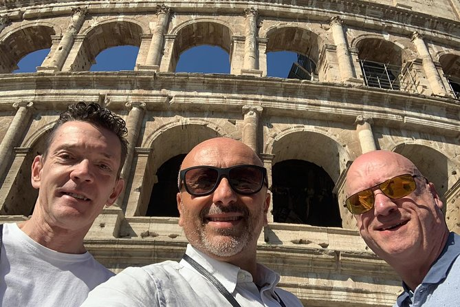 Rome Skip-The-Line Fast Entries Fullday with Expert Tour Guide and Driver photo 19