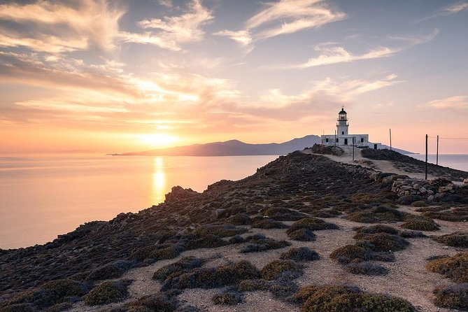 Sunset Lighthouse Armenistis