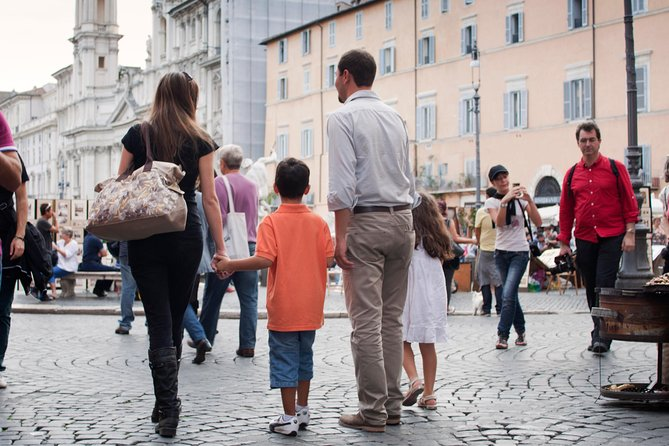 Private Scavenger Hunt Experience for Families in Rome