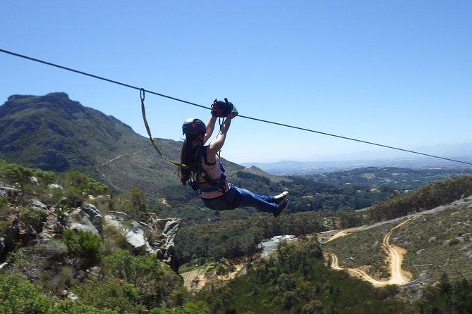 Constantia Zipline Adventure In Cape Town 2021