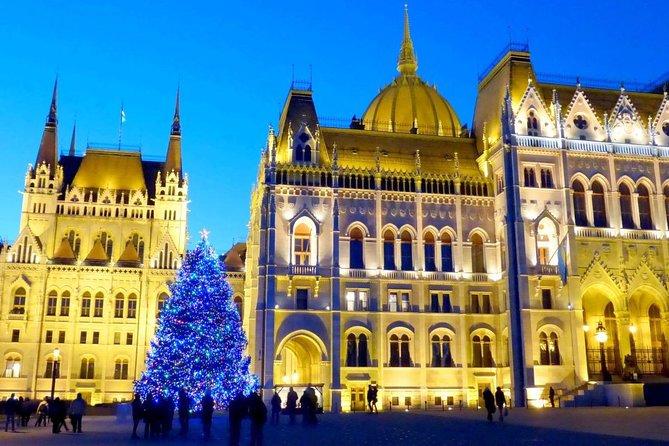 Christmas Markets Of Budapest Walking Tour