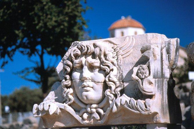 Ruins of Priene Miletus and Didyma