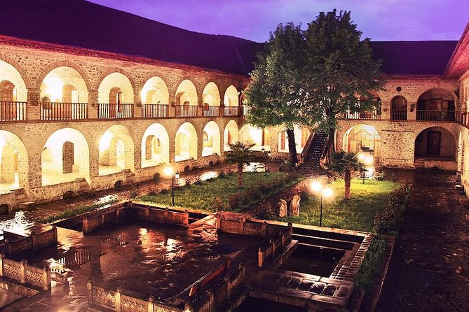 Explore Amazing Azerbaijan