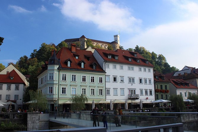 From Zagreb: Lake BLED and LJUBLJANA fully private day tour