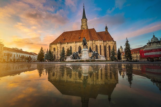 One day in Heart of Transylvania Cluj