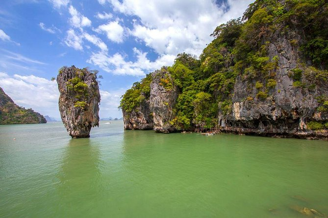 Full-Day James Bond Island by Speed Boat from Phuket